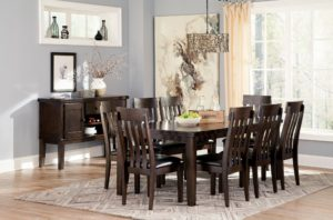 Ashley D596 Dining Room Set