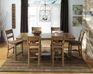 Ashley D653 Dining Room Set
