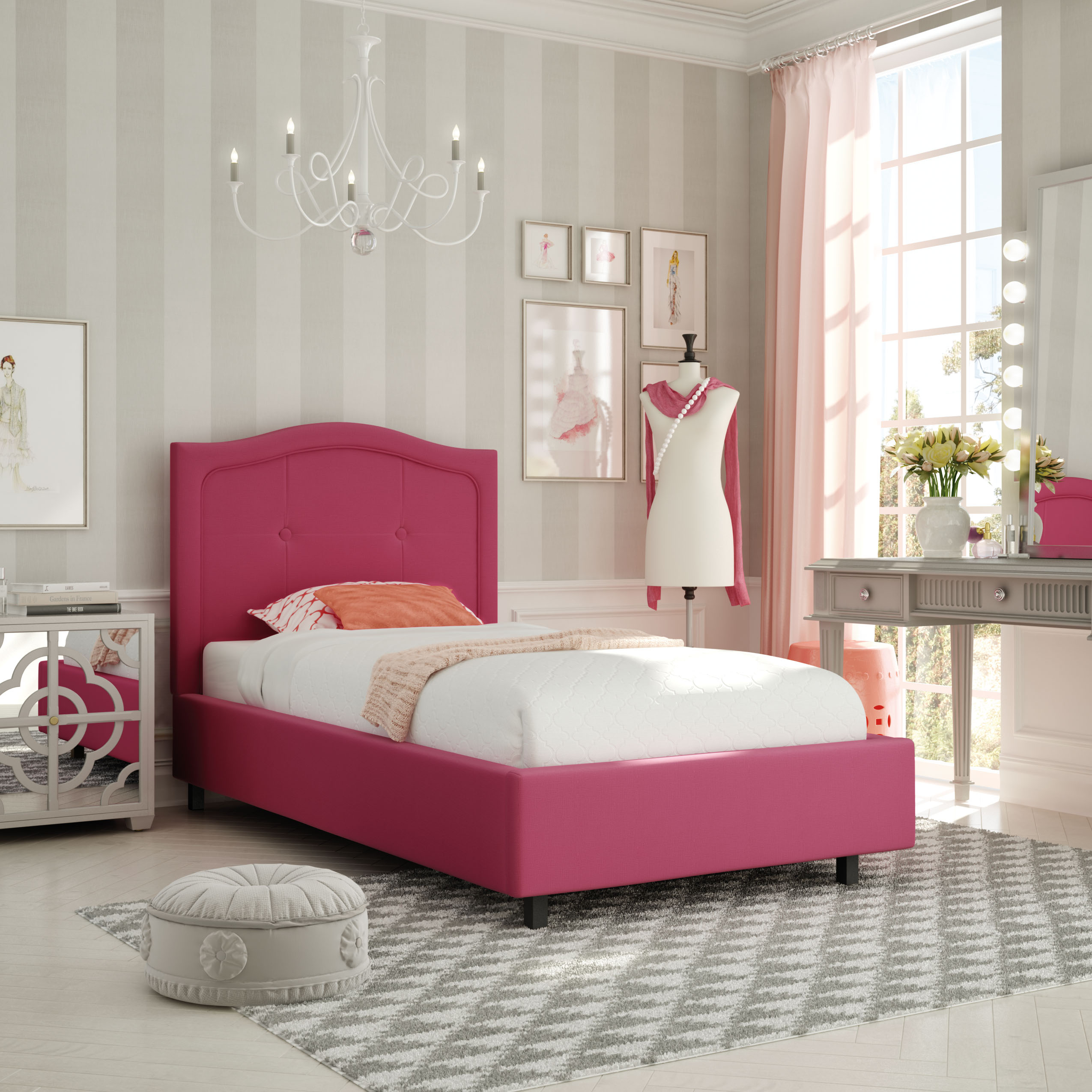 Crocus Bed by Amisco