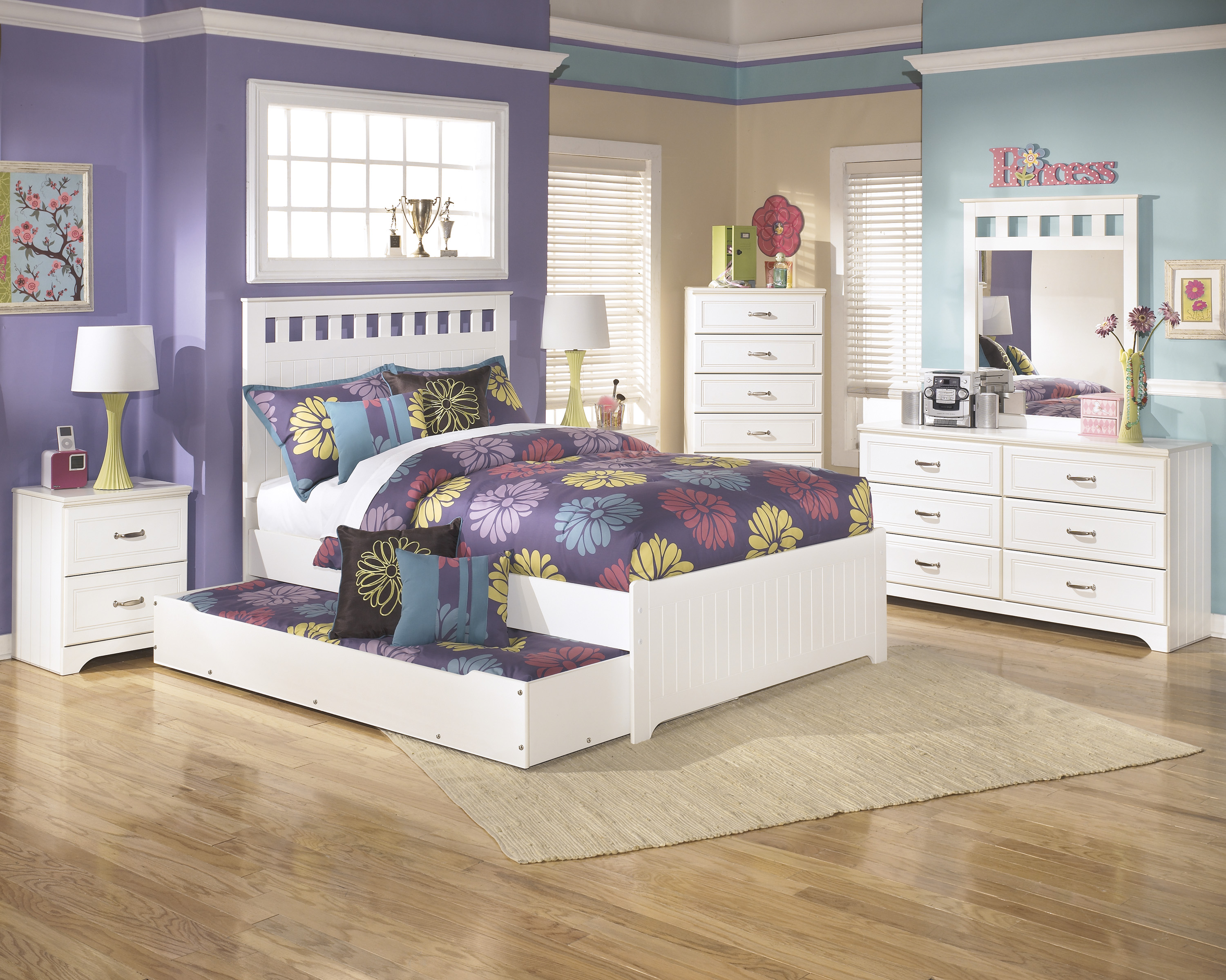 Trundle bed from Signature Design by Ashley