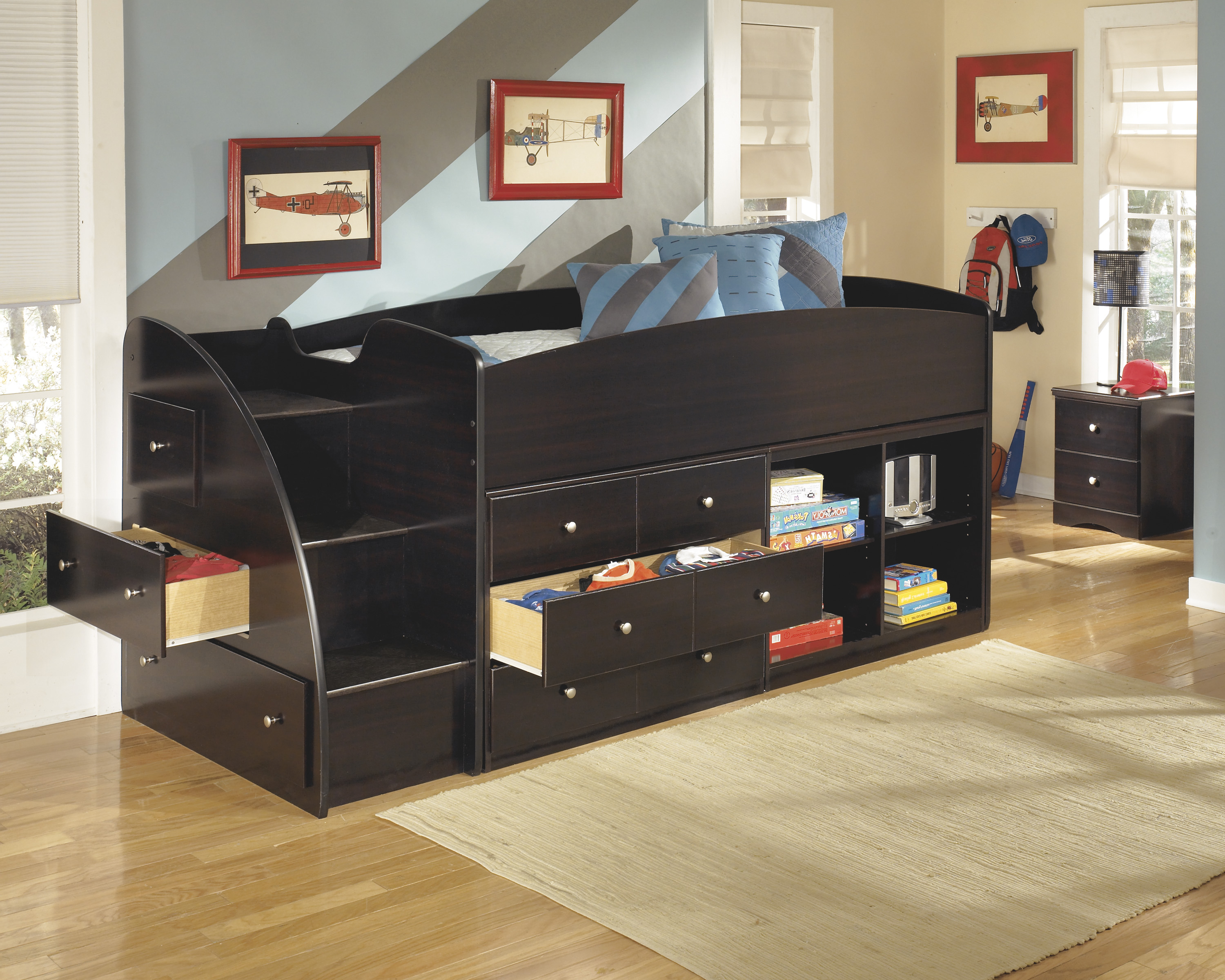 Loft Bed from Signature Design by Ashley