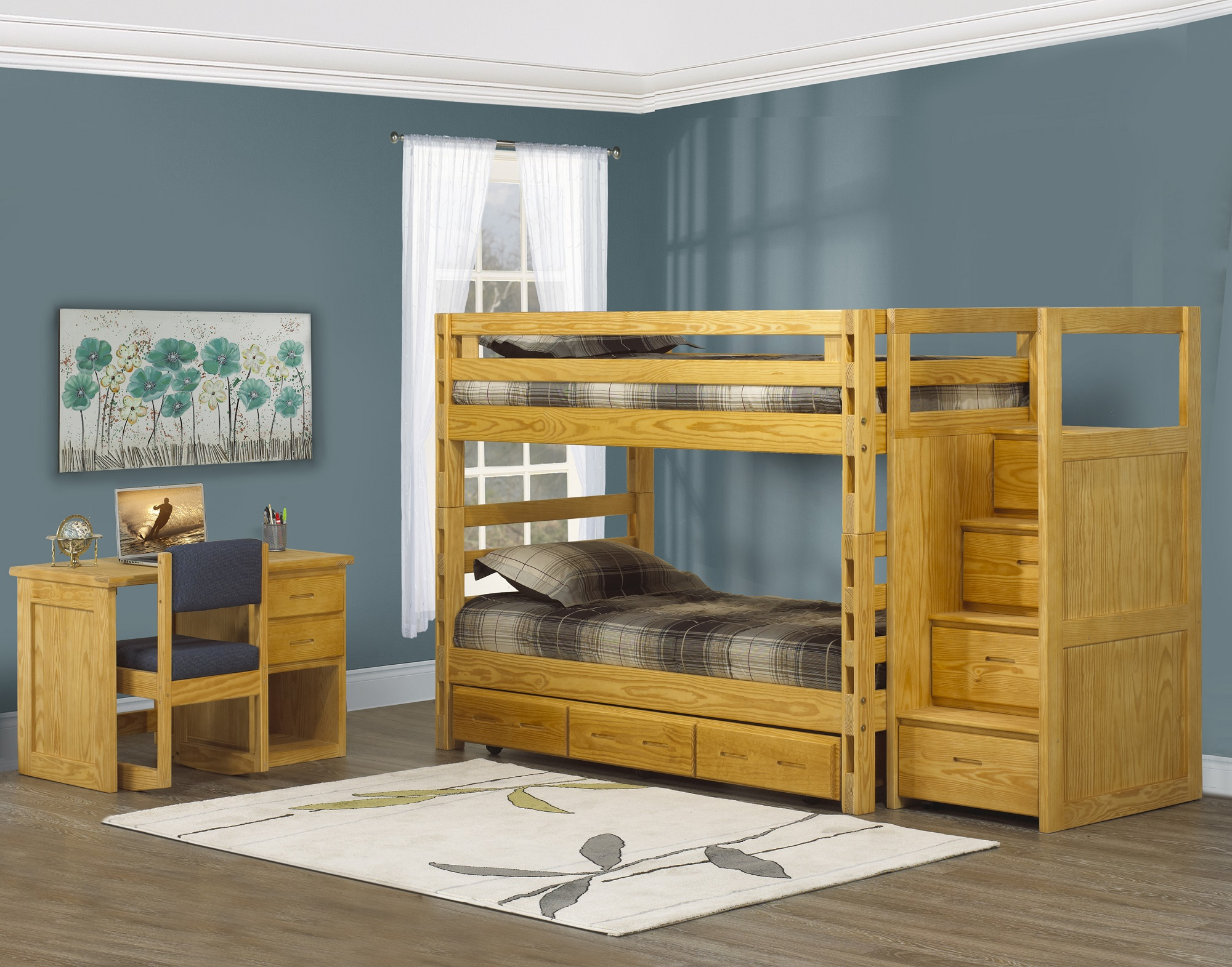 Growing Up With Your Bed The Latest In Kids Rooms