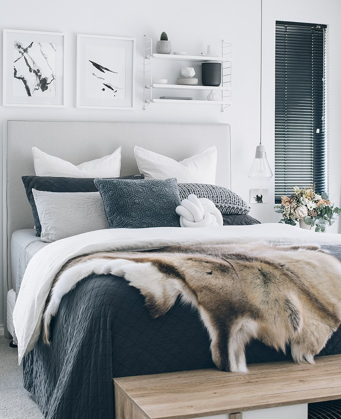 20 comforting hygge home decor for Chambre hygge