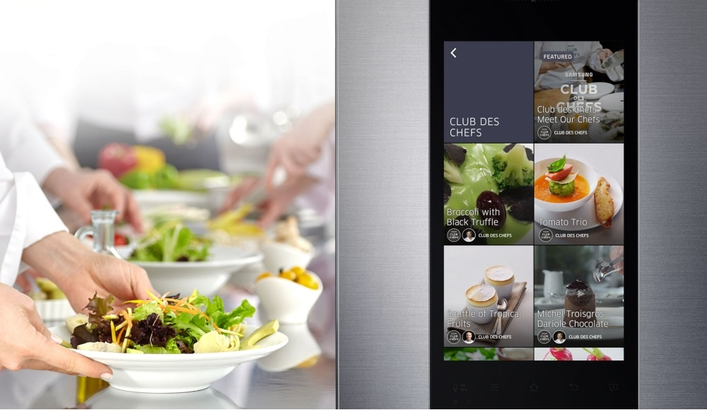 Samsung Family Hub Recipe
