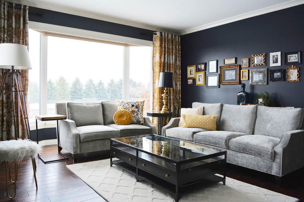 New Traditionalist Living Room