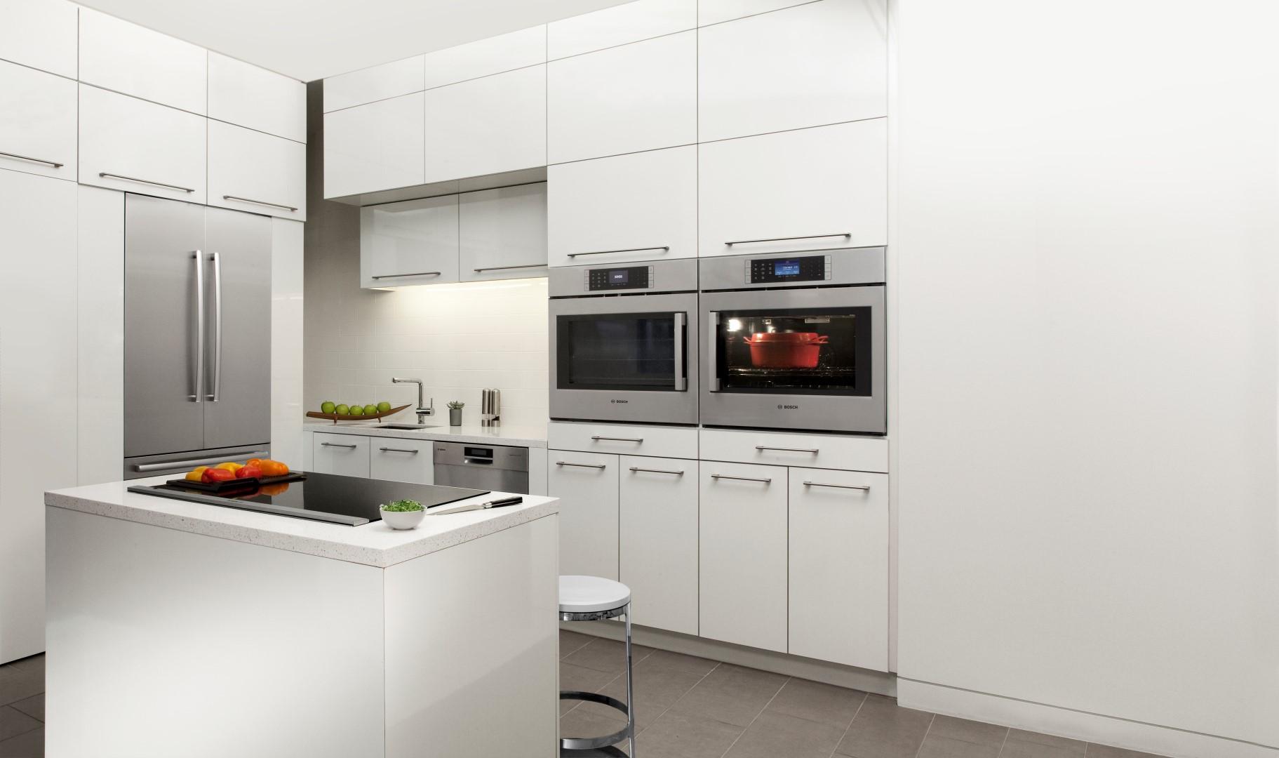 Bosch Stainless Steel Appliances