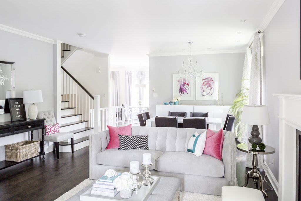 Open Space Living by Lux Decor