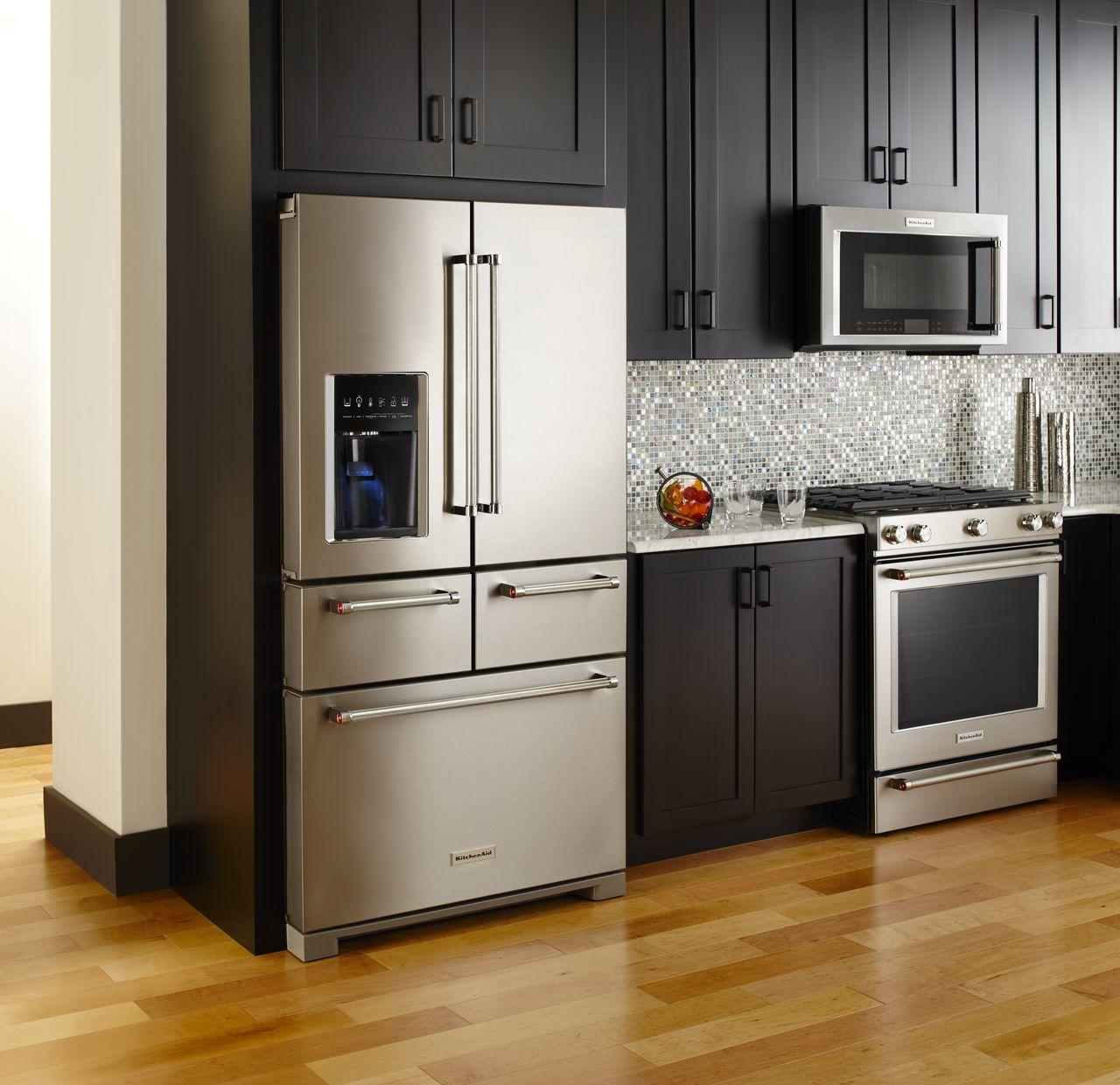 Kitchen Aid 5-Door Refrigerator