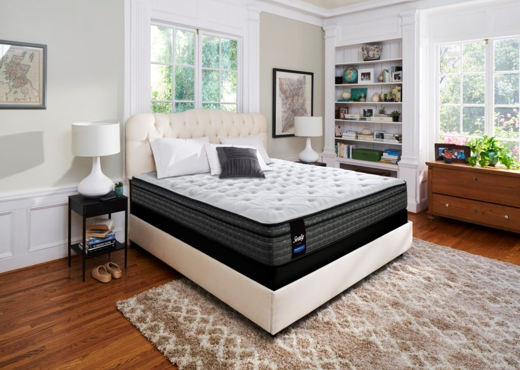 Sealy Aspire Mattress with SolidEdge Support