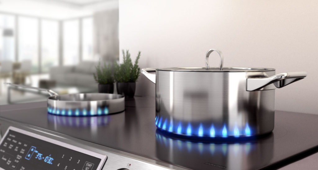 Virtual Flame Technology by Samsung