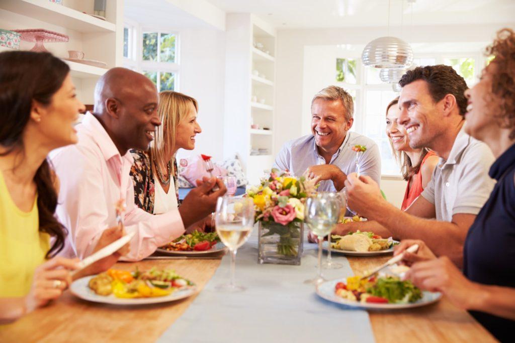 Essentials for Easy Family Entertaining
