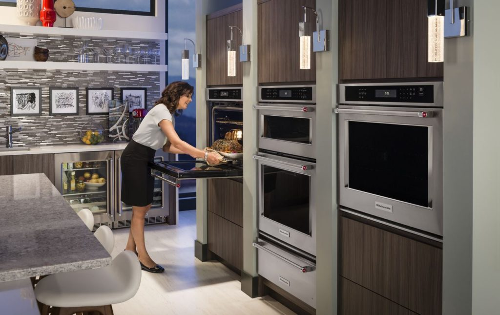 Built-In Kitchen Appliance Buying Guide