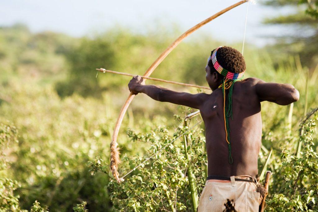Hunting Tribes in Tanzania