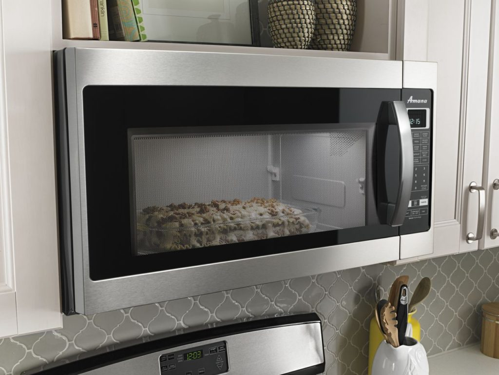 Amana AMV6502RES Over the range Microwave