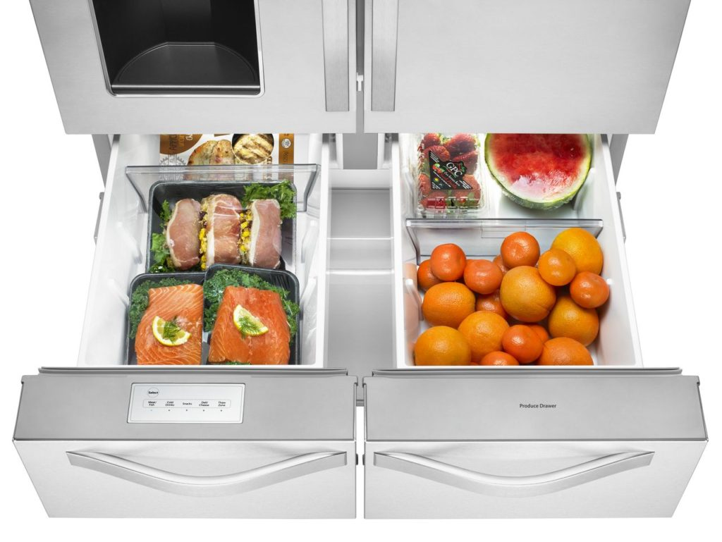 Expanded Produce Compartments