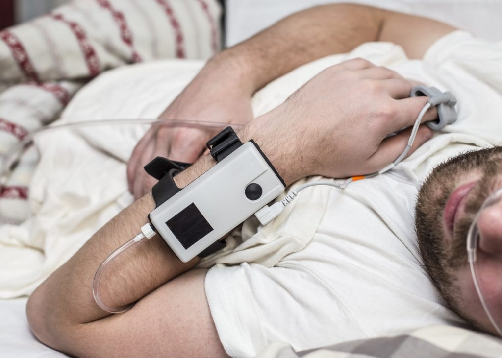 What It's Like to Take a Sleep Study