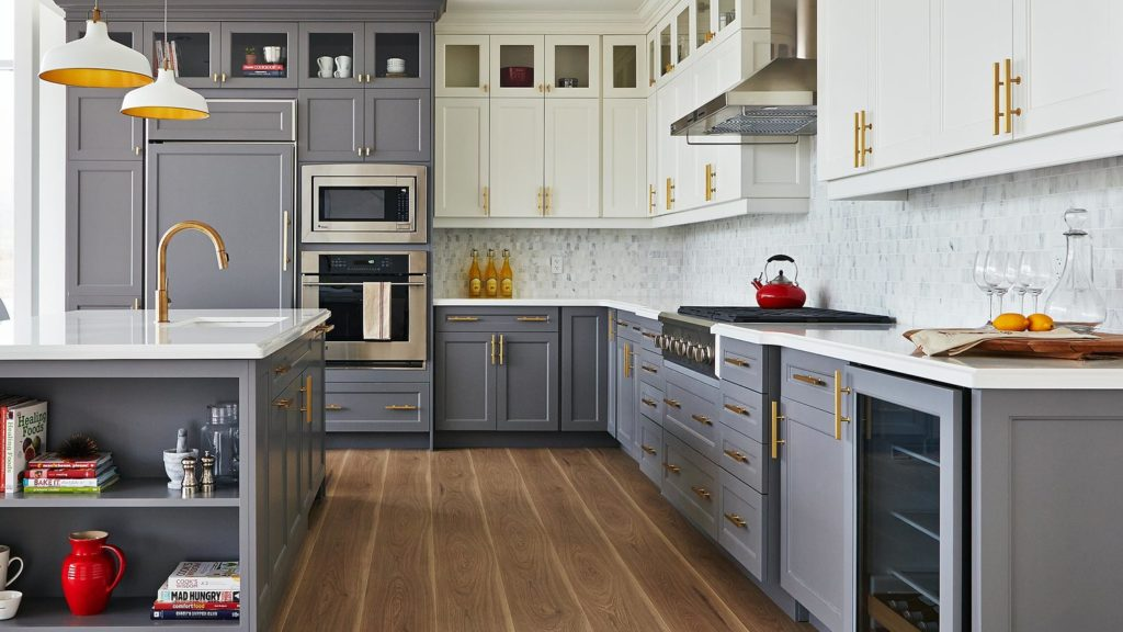 Rebecca Hay esigns - Kitchen with Built-ins