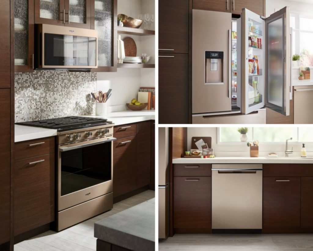 Introducing The Whirlpool Sunset Bronze Suite