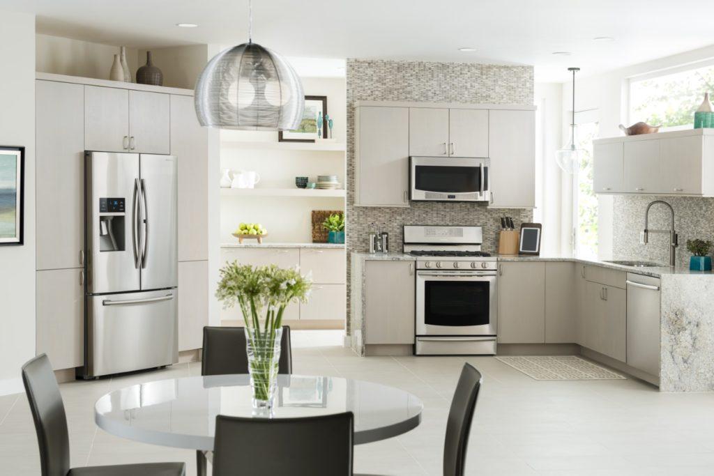 Samsung Stainless Steel Kitchen