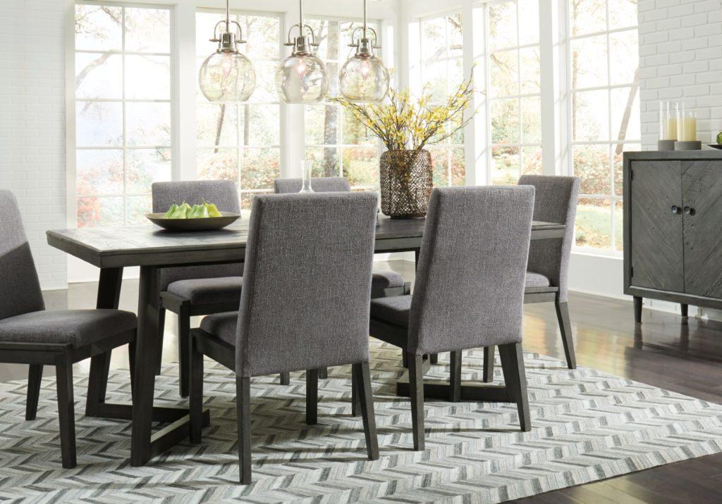 6 choses à considérer dans le choix d'un mobilier de salle à manger