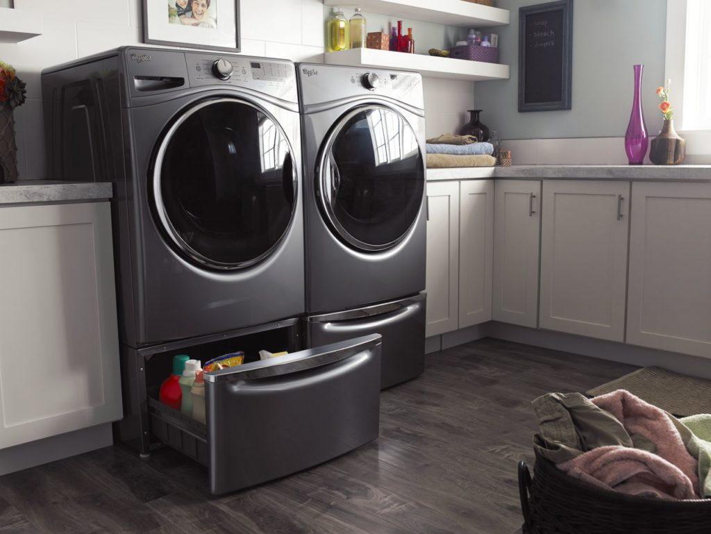 Les 3 ensembles laveuse-sécheuse Whirlpool les plus vendus