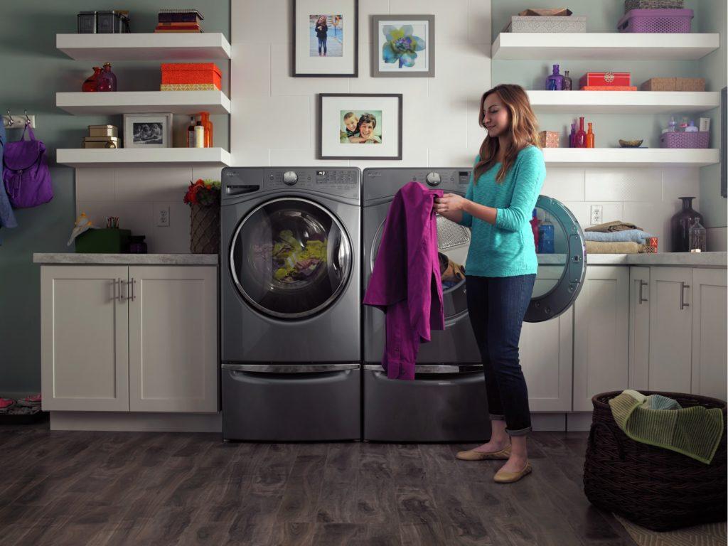 6 articles étonnants qui vont dans votre laveuse Whirlpool – ou pas