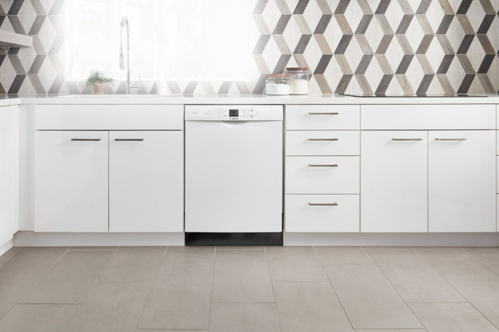 7 reasons to Love the Bosch 100 Series Dishwasher (Large)