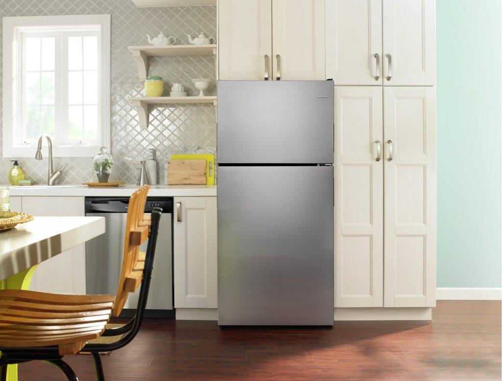 Amana_Réfrigérateur à congélateur supérieur