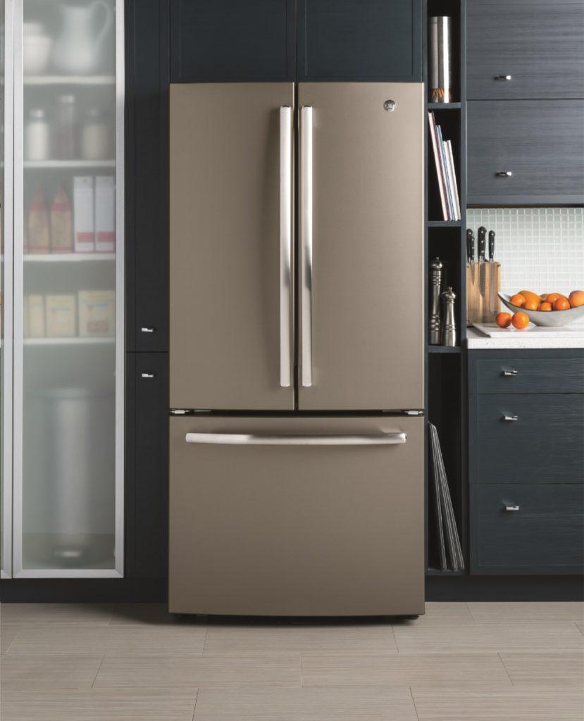GWE19JMLES Réfrigérateur à portes françaises