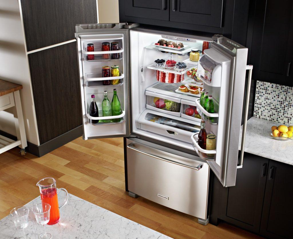 Guide pour trouver le bon type de réfrigérateur