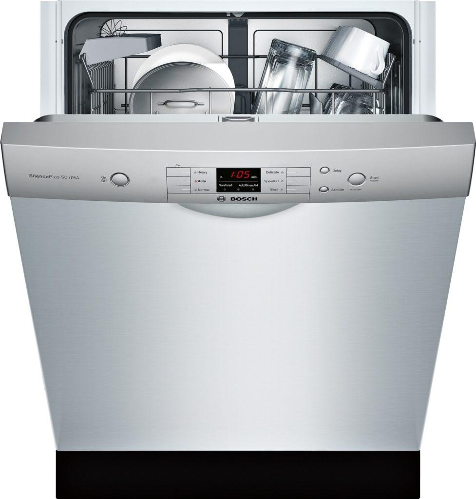Lave vaisselle serie 100 Bosch_acier inoxydable