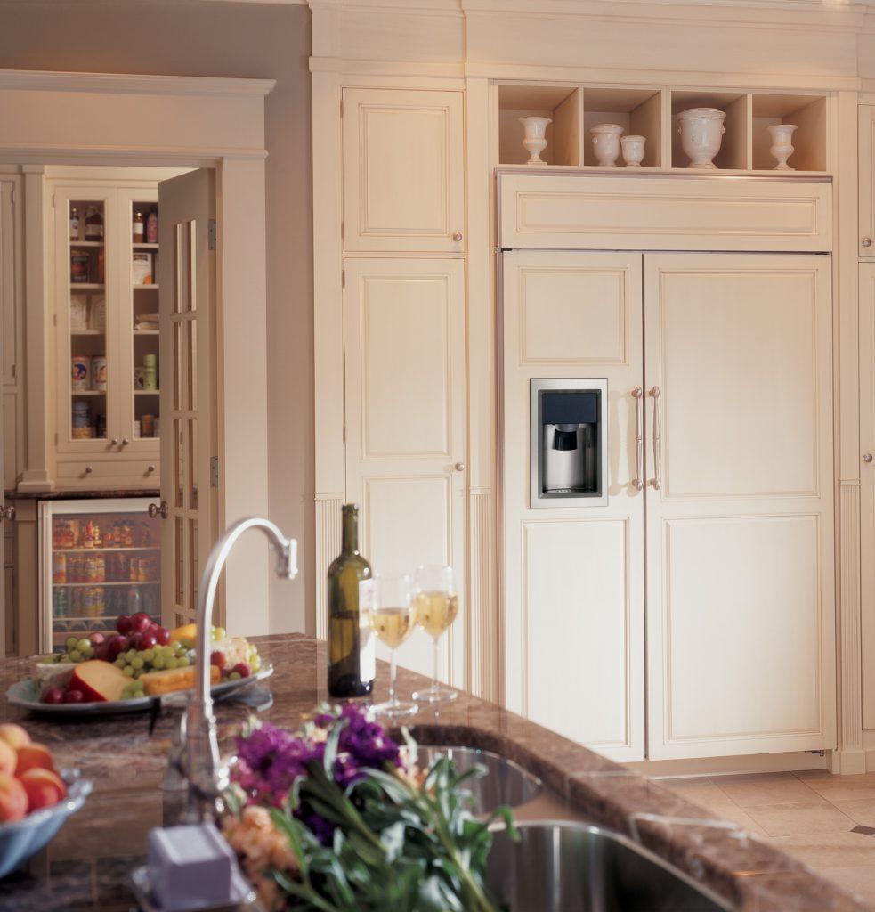 Réfrigérateur encastrable (2)