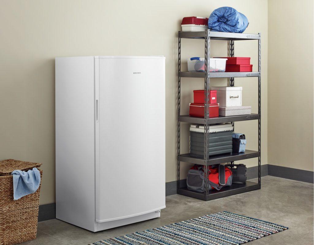 Upright Freezer by Whirlpool
