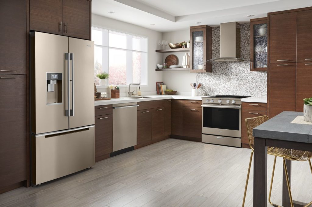 5 Fresh Appliance Colours To Help Create A Theme In Your