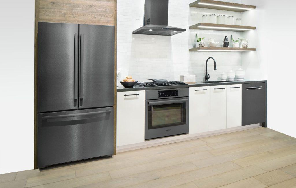 5 raisons d'acheter des électros de cuisine en acier inoxydable noir de Bosch (2)