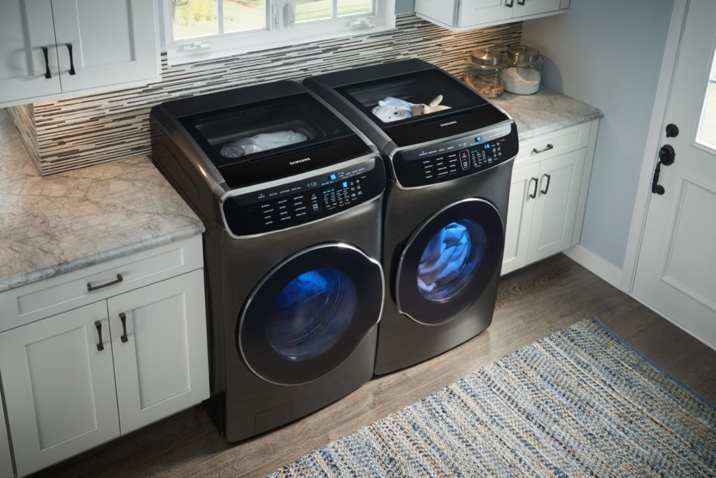Functional Places to Put Your Samsung Laundry Pair