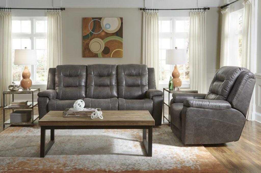 Palliser Leighton Reclining sofa