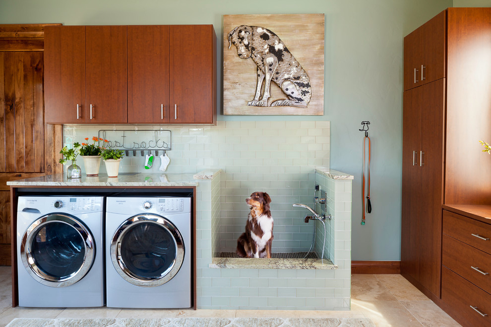 10 Pinterest-Worthy Laundry RoomTrends