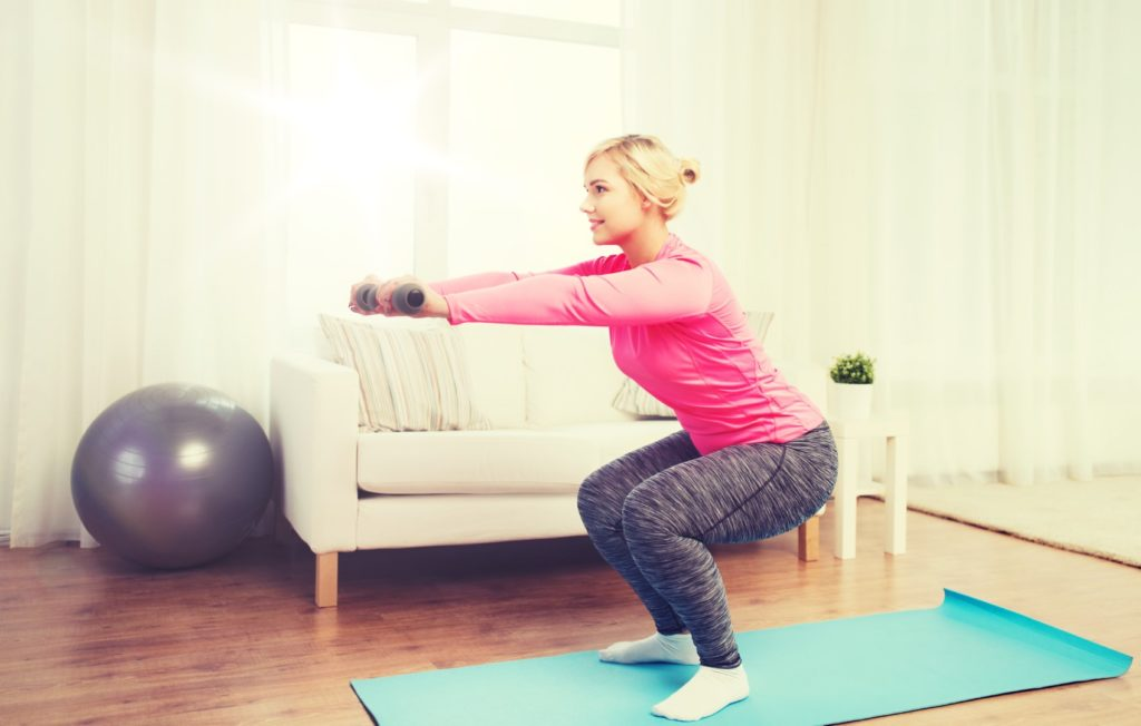 4 Great Workouts to Help You Sleep with Your Beautyrest Mattress