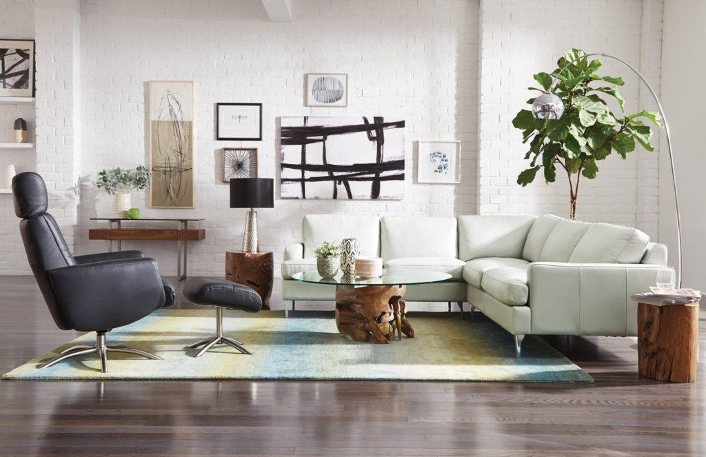 Avantages et désavantages d'un canapé en cuir