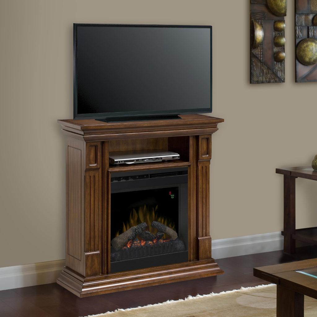 Dimplex Deerhurst Electric Fireplace DFP20_1268BW