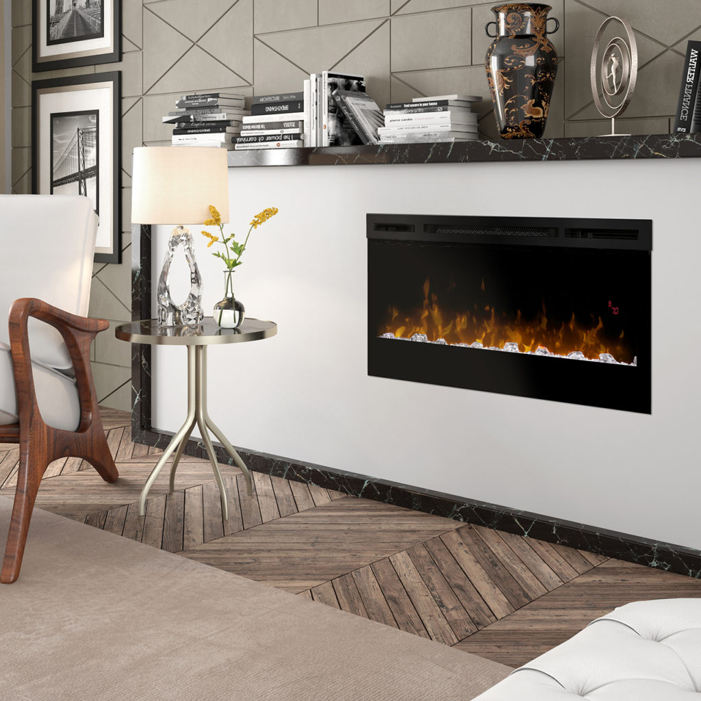 Dimplex Prism Wall-Mount Electric Fireplace BLF3451