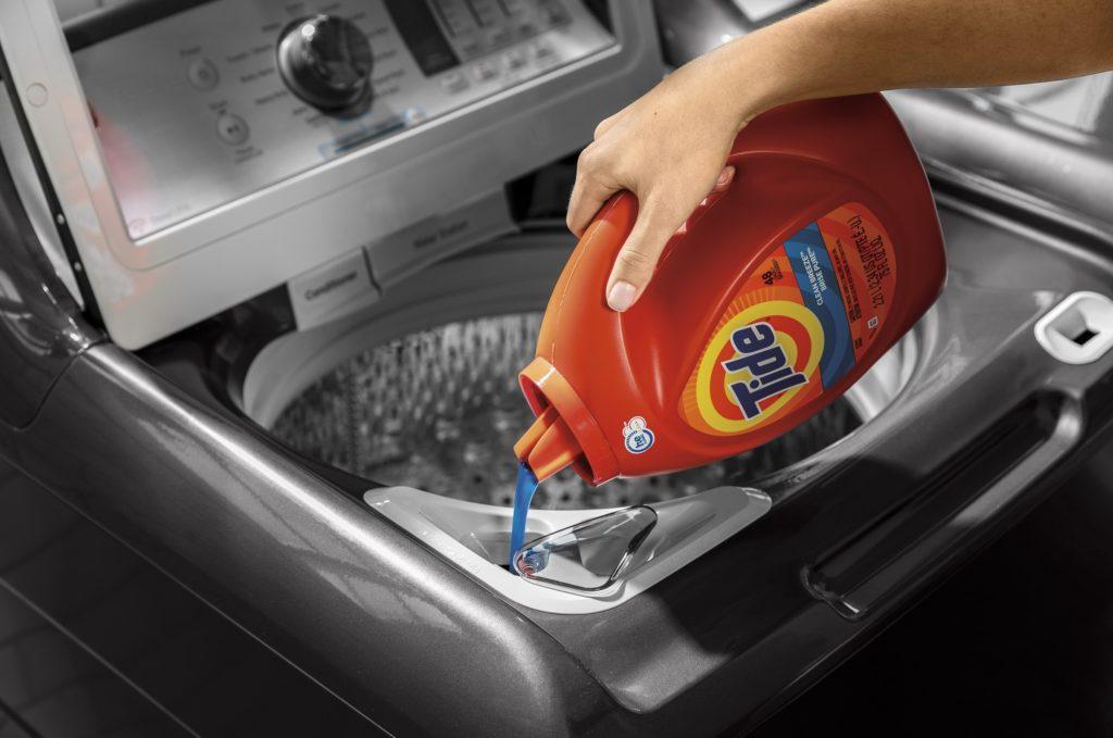 Lavez les articles délicats comme une pro avec une laveuse GE - 2