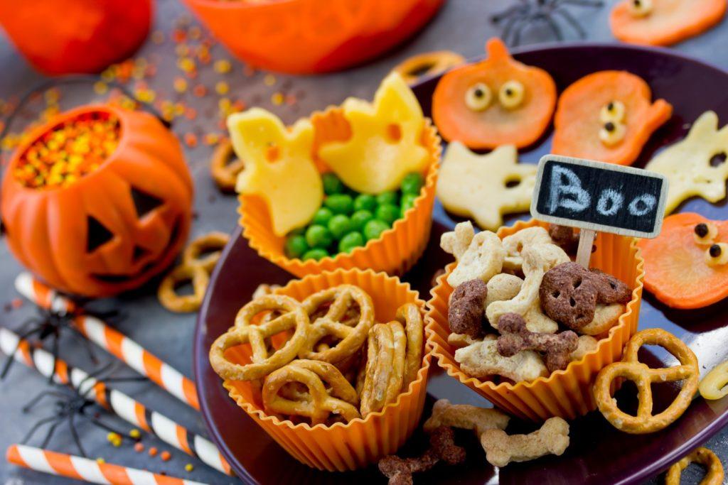 Les meilleures gâteries santé pour l'Halloween (2)