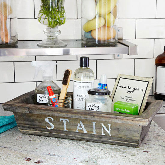 Stain Remover Station