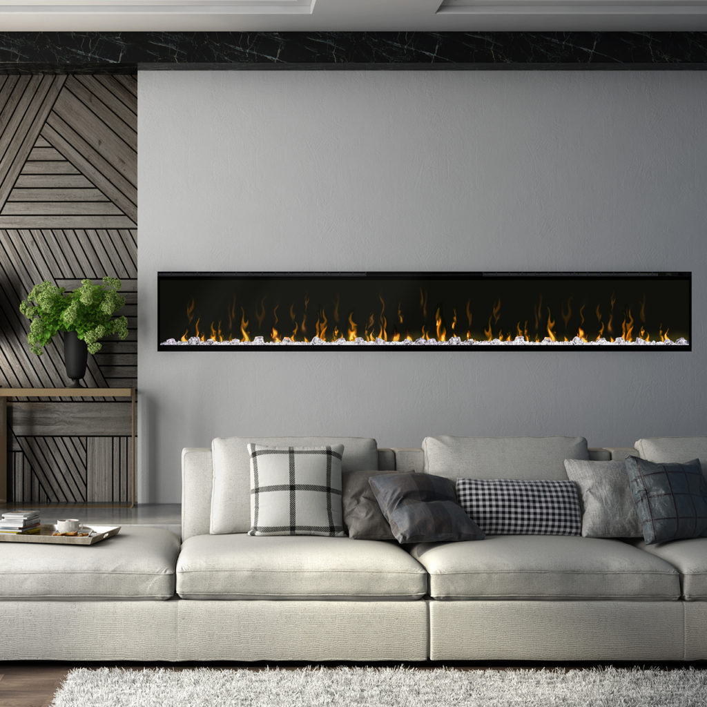 Warm up to today's fireplace options