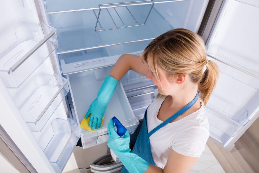 7 Steps to a Cleaner Whirlpool Fridge