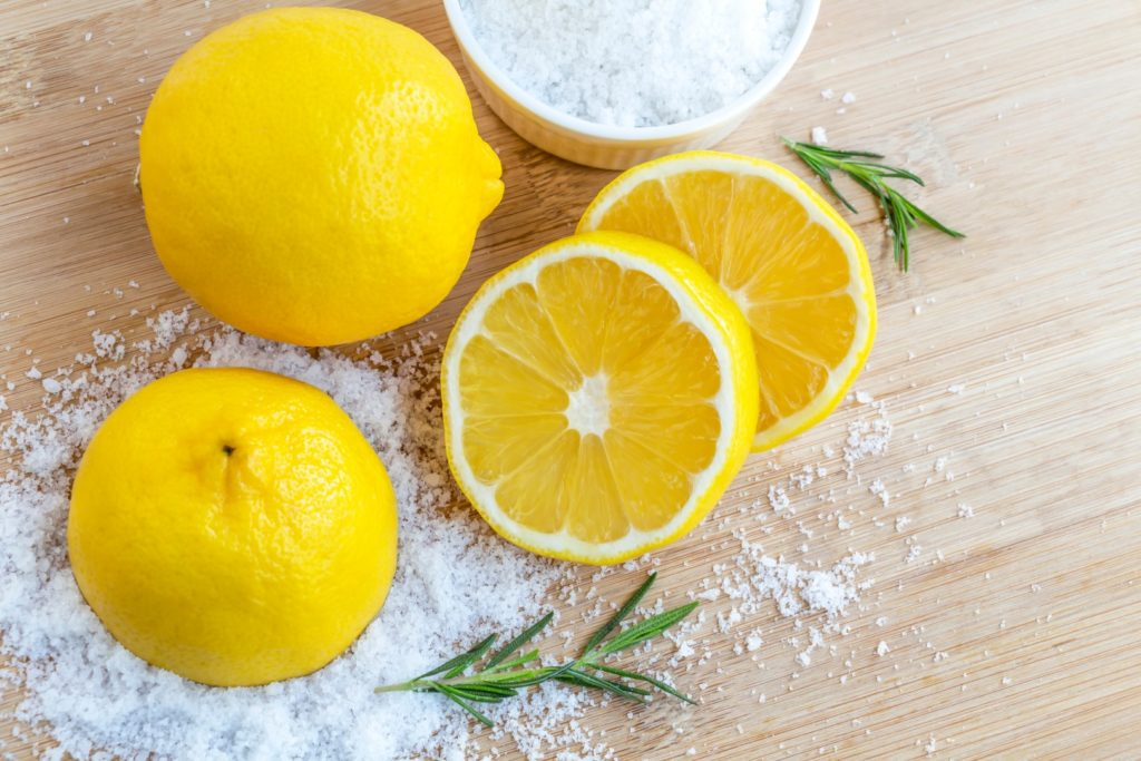 Lemons The Best Natural Cleaning Solutions