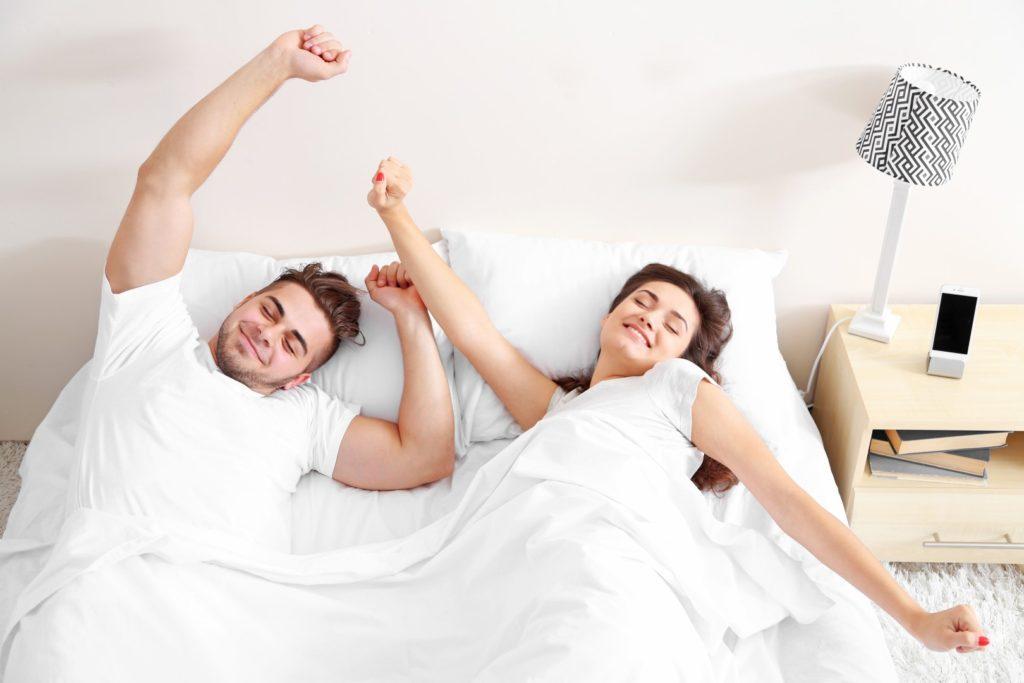 8 Simple Tips to a Good Night's Sleep