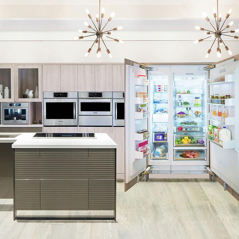 Column Refrigerator by Bosch